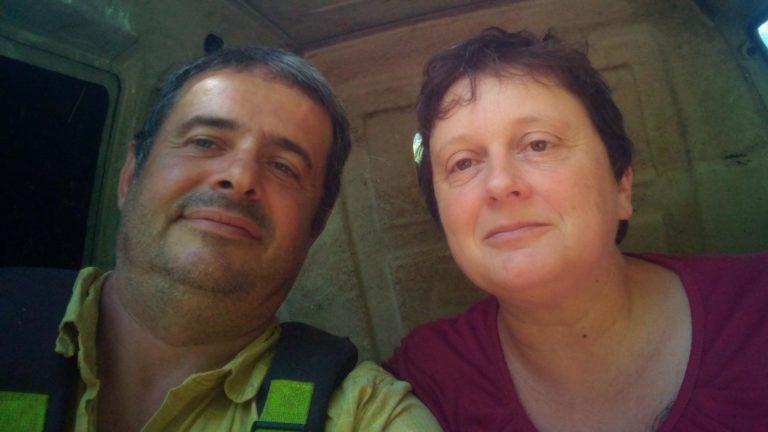 jean michel et elizabeth bedoya